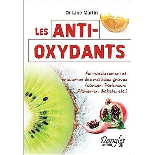 Les anti-oxydants
