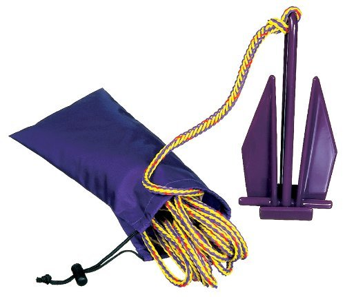 kwik-tek-a-5-pwc-fluke-anchor-with-nylon-bag-and-rope-by-kwik-tek