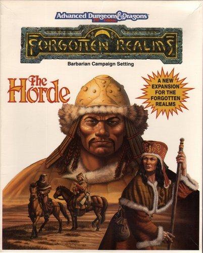 Horde Boxed Set (Advanced Dungeons & Dragons) por TSR Inc