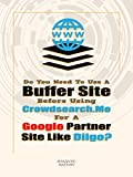 Clip: Do You Need To Use A Buffer Site Before Using Crowdsearch For A Google Partner Site Like Diigo? [OV]
