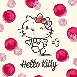 Nintendo DS Case Skin Sticker aus Vinyl-Folie Aufkleber Hello Kitty Fanartikel Merchandise Pünktchen
