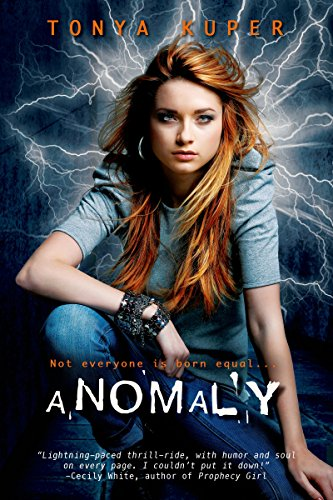 Anomaly (Schrodinger's Consortium)
