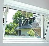 ACO 90x60cm Einfachglas Nebenraumfenster Kippfenster Fenster weiß Kellerfenster Vergleich