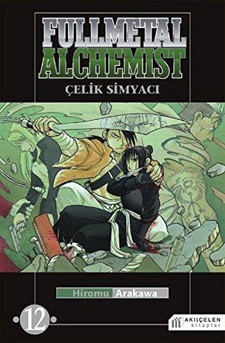 Fullmetal Alchemist : Celik Simyaci 12