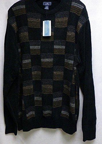DOCKERS Strukturierter Chenille Square Sweater - Strukturierte Chenille