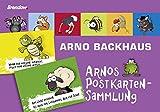 Arnos Postkarten-Sammlung 1: 10 verschiedene Postkarten in Schmuckverpackung