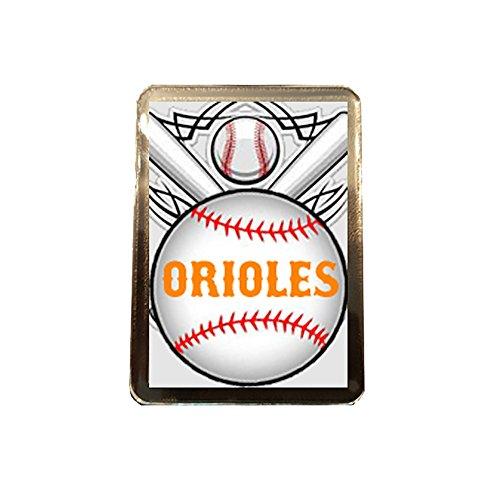 Baltimore Orioles-magnet (Baltimore Orioles - MLB Novelty Fridge Magnet)