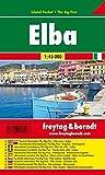 Freytag Berndt Stadtpläne, Elba, Island Pocket + The Big Five - Maßstab 1:45.000 (freytag & berndt Auto + Freizeitkarten) - Freytag-Berndt und Artaria KG