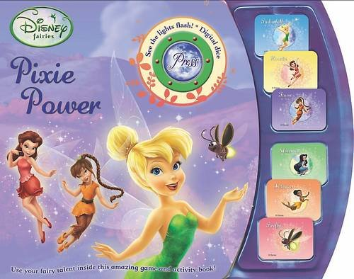 Disney Board Game Book - Fairies