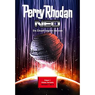 Perry Rhodan Neo Paket 1: Vision Terrania: Perry Rhodan Neo Romane 1 bis 8 (Perry Rhodan Neo Paket Sammelband)