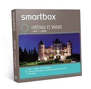 SMARTBOX - Coffret Cadeau - Châteaux et saveurs