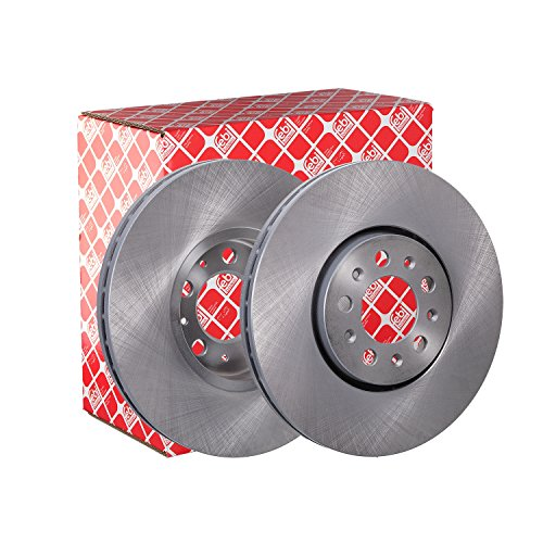 febi bilstein 19370 disco freno (anteriore - set di 2 dischi