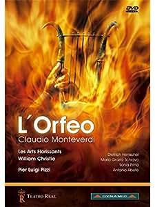 L'Orfeo, opera de Claudio Monteverdi (Teatro Real Madrid 2008)