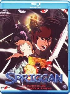 Spriggan (Blu-Ray)
