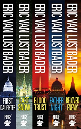 The Complete Jack McClure Series: First Daughter, Last Snow, Blood Trust, Father Night, Beloved Enemy (Jack McClure/Alli Carson Novels) (English Edition)