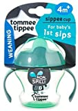 TOMMEE TIPPEE BABY'S FIRST SIPS 4M+ GREE...