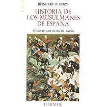 HISTORIA DE LOS MUSULMANES DE ESPAÑA