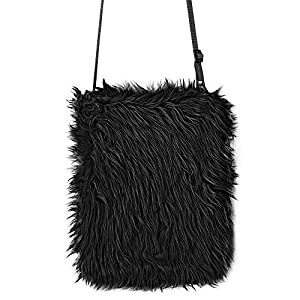 WIDMANN 09821 - Bolso de mano para mujer, color negro, talla única