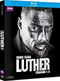 Luther: Stagioni 1 - 4 (Box Set) (7 Blu Ray)
