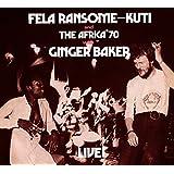 Fela With Ginger Baker Live [Vinilo]