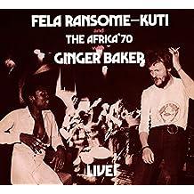Fela With Ginger Baker Live! [VINYL]