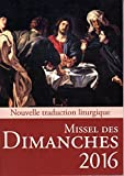 missel des dimanches 2016 by eric beaumer 2015 10 09