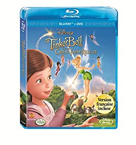 Tinker Bell & The Great Fairy Rescue [Blu-ray] [2010] [US Import]