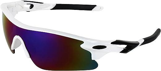 Zyaden Sport Unisex Sunglasses-5AB (SPORT-SUNGLASSES-5AB 70 Blue)