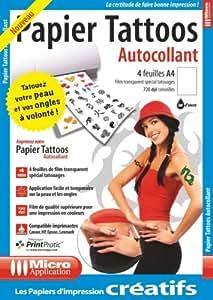Papier Tatouages