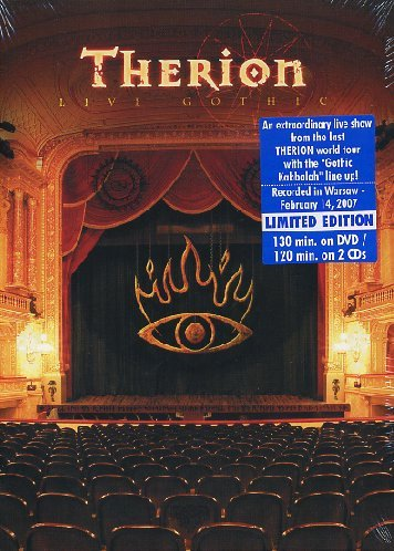Therion - Live Gothic (Dvd+2 Cd) (Limited Digipack)