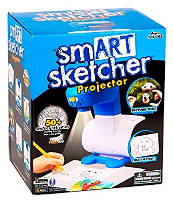 smART Sketcher with SD Card and AC Adapter, 35970, Multicolore