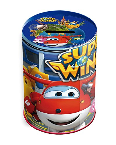 SUPER WINGS® Hucha Metall-Becher Wunder 10 Produkte