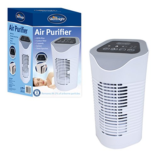Silentnight Air Purifier with HE...