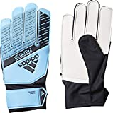 adidas Kinder PRED TRN J Soccer Gloves, Bright Cyan/Black, 3
