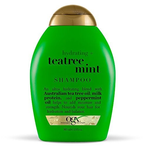 OGX Tea Tree Mint Shampoo - 385 Ml