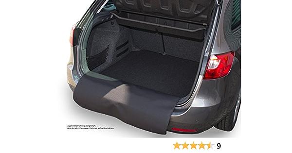 Gep/äck und Haustier Sotra Auto Kofferraumschutz Ma/ßgeschneiderte antirutsch Kofferraumwanne f/ür den sicheren Transport von Einkauf