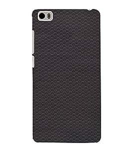 ifasho Designer Back Case Cover for Xiaomi Mi 5 :: Redmi Mi5 (Ring Hexagonal Anti Circles Circle)