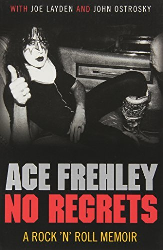 No Regrets by Ace Frehley (2012-08-02)