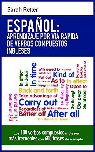 ESPAÑOL: APRENDIZAJE POR VIA RAPIDA DE EXPRESIONES IDIOMATICAS INGLESAS: Las 100 expresiones idiomáticas inglesas más frecuentes con 600 frases de ejemplo.