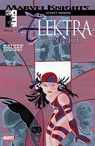 Elektra: Glimpse and Echo (2002) #4 (English Edition)