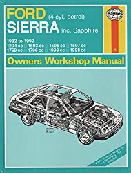 Ford Sierra Owners Workshop Manual