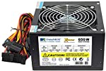 TwinMOS 650W Power Supply- Xpower with 12CM Cooling Fan
