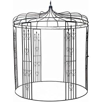 neu pavillon 10mm eisen rosenspalier pergola. Black Bedroom Furniture Sets. Home Design Ideas