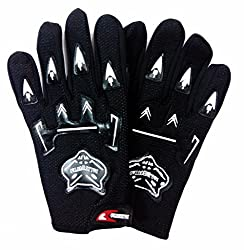 Premium Quality GDAB Dalishoutao Motorcycle Riding Gloves Black Colour For Biking