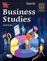 Business Studies Class 12(Poonam Gandhi) CBSE (For 2021 Exam)