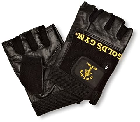 Gold's Gym Weight Lifting Glove - Black,