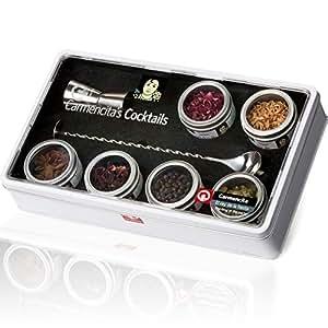 Gew 252 Rze Und W 252 Rzmittel F 252 R Gin Tonic Geschenk Box Amazon