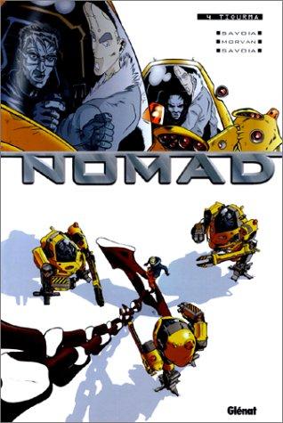 Nomad Vol.4 par MORVAN Jean David