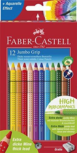- Farbstift Jumbo Grip Kartonetui 12er (Kinder Party Ideen)