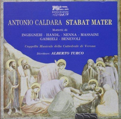 Stabat Mater a Quattro Voci by Antonio Caldara (1991-01-01)